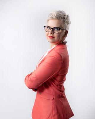 Kuvassa Elisa Pirttilahti. Ehdokas Keskustaopiskelijoiden varapuheenjohtajaksi.